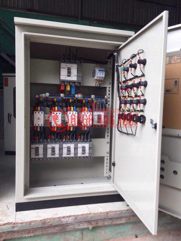 Tủ điện chiếu sáng hay còn gọi là tủ điều khiển chiếu sáng công cộng